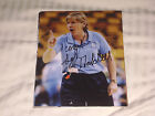 Sylvia Hatchell UNC North Carolina Tarheels Signed 8x10 Photo Hof