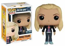 FUNKO POP TELEVISION DOCTOR WHO ROSE TYLER #295 NEW IN BOX #6207