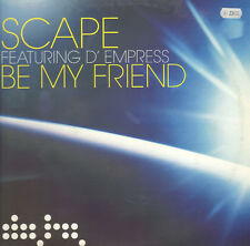 SCAPE - Be My Friend - Data