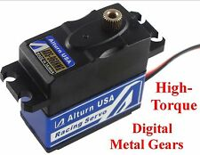 METAL GEAR WATERPROOF HIGH-TORQUE SERVO Traxxas E Revo T-Maxx 4x4 Slash LCG 1/10