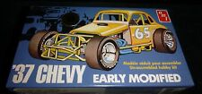 AMT 1937 CHEVY EARLY MODIFIED #65 1/25 Model Car Mountain KIT FS
