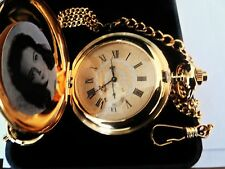 The Music Pocket Watch from a LTD Edition Of 100 Made Few Dollars More  {no 102}