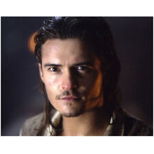 Orlando Bloom as Will Turner Head Shot Close Smile 8 x 10 Inch Photo