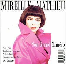 CD - MIREILLE MATHIEU - Son Grand Numero