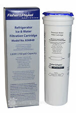 2 BUY Genuine Fisher and Paykel: Refrigerator Water Filter - 836848 (FT030D2)