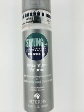 ALTERNA STYLING COCKTAILS MAXIMUM VOLUME CREME COMPOUND 100ml - For Max Volume.