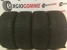 4x 225/55 R16 225 55 16 2255516 99V M+S XL, HANKOOK 4 STAGIONI, 6-5mm, DOT1513