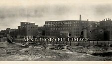 1909 Watertown New York Vintage Panoramic Photograph