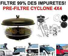 Indispensable Pre-Filtre Cyclonique RAID 4X4 HDJ KDJ PATROL LAND JEEP PAJERO DEF