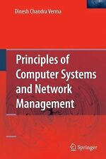 Principles of Computer Systems and Network Management by Dinesh Chandra Verma...