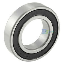 1 pc x Rubber Sealed Deep Groove Ball Bearings 6006 RZ 2RZ 30 x 55 x 13mm Sizes