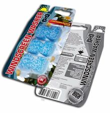 Windscreen washer summer 3 tablet 15 liter of fluid new innovative product
