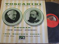 ALP 1222 Dvorak New World Symphony / Toscanini R/G