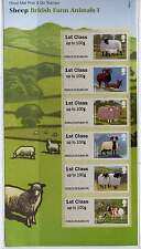 GB 2012 Post & Go ovejas presentación Pack Suffolk primero