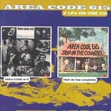 Area Code 615/A Trip in the Country by Area Code 615 (CD, Oct-2000, Koch Inte...