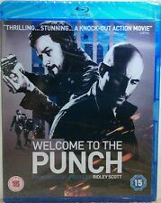 WELCOME TO THE PUNCH (BLU RAY, 2013) JAMES McAVOY & MARK STRONG, NEW & SEALED