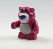 LEGO Lotso Bear Pink Figure out Toy Story 3 Set 7789 New