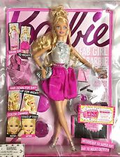 Exclusive 2009 FAB GIRL Barbie Doll ~ NEW ~ Free Shipping