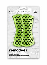 Remodeez Natural Odour Remover Shoe Green 2 Pack