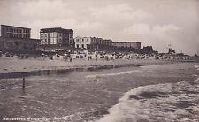 AK Wangerooge gel. 1930 Strand Friesland