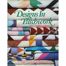 Designs in Patchwork/30 Bright New Quilts for Machine Piecing, Logan, Diann, Goo