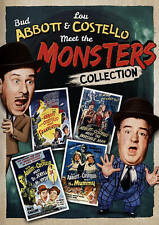 Abbott and Costello Meet the Monsters Collection