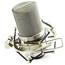 Brand New MXL 990 w. Shockmount and Hardshell Case Condenser Microphone