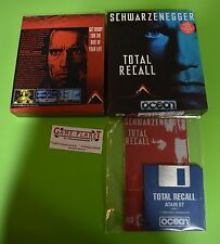 Total Recall Schwarzenegger Atari ST OVP NEU NEW BOX AST Game-planet-shop