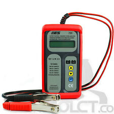Digital Battery, Charging, and Starting System Tester, 6, 21 & 24 Volt