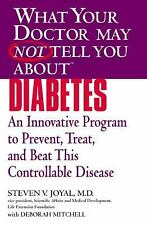 Diabetes : An Innovative Program to Prevent, Treat, and Beat This...