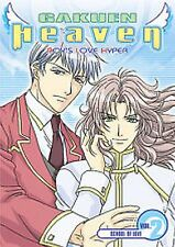 Gakuen Heaven: Boys Love Hyper  Volume 4: A Traitor Revealed NEW DVD sealed