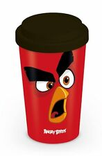 Angry Birds Red Travel Coffee Gift Thermal Ceramic Mug Cup Movie Film Official