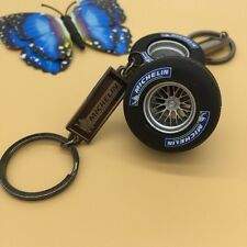 Michelin Tyre Model Keychains Car Keyring Key Chains Car Fans' Collectibles New
