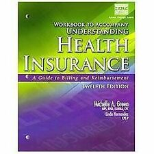 Workbook for Understanding Health Insurance Book Only