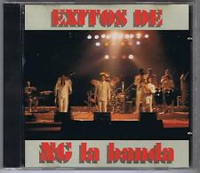 CD EXITOS DE NG LA BANDA JOSE LUIS CORTES
