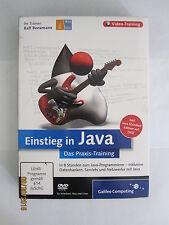 Einstieg in Java- Das Praxis-Training Galileo Computing