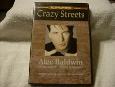 Crazy Streets DVD 2004 Alec Baldwin, Debbie Harry, Hanna Schygulla / NEW /SEALED