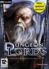 Dungeon Lords, PC CD-Rom Game.