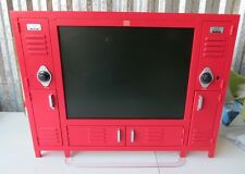 Disney High School Musical 15  Flat LCD TV PLEASE READ RED Lockers Open
