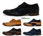 NEW Mens Smart Office Wedding Shoes Italian Dress Work Casual Formal Party Size