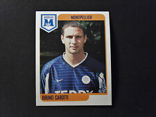243 BRUNO CAROTTI SC MONTPELLIER MHSC MOSSON PANINI FOOT 2002 FOOTBALL 2001 2002