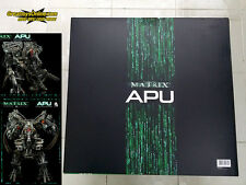 Threezero 3A 3Zero 1/12 1999 The Matrix Revolutions APU Boxset Original New