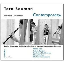 "TARA BOUMAN ""CONTEMPORARY""  CD NEU"