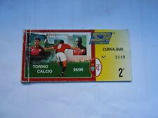 ABBONAMENTO TORINO CALCIO STAGIONE 1995/96