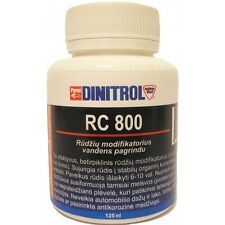 DINITROL RC800 solvent free Rust Converter with organic chelating agents NEW