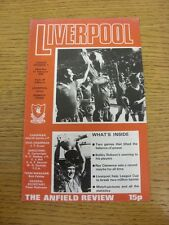 11/02/1978 Liverpool v Ipswich Town  (Light Crease)