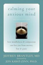 Calming Your Anxious Mind: How Mindfulness & Compassion Can Free You from Anxiet