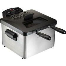 Hamilton Beach 35036 Double Basket Deep Fryer