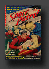 *SPACE PATROL* Old Time Radio Shows - 100 MP3s on CD +FREE OFFER OTR