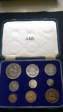 South Africa 1956 Short Proof Set in SAM Box - Very Rare